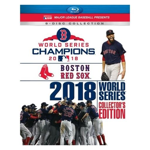 2018 world series complete collectors edition (blu-ray/ws)