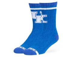 Kentucky Wildcats NCAA 47 Brand Crew Socks
