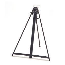 Studio designs inc. 13172 premier fold a way easel black