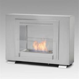 Eco-Feu WS-00075-SS Wellington 2 Sided Burner, Stainless Steel
