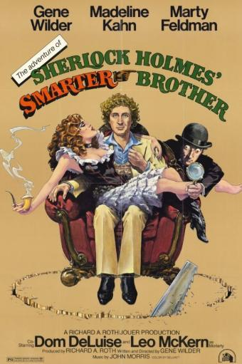 The Adventures of Sherlock Holmes' Smarter Brother Movie Poster (11 x 17) 0CELJDN6YRIBORSX