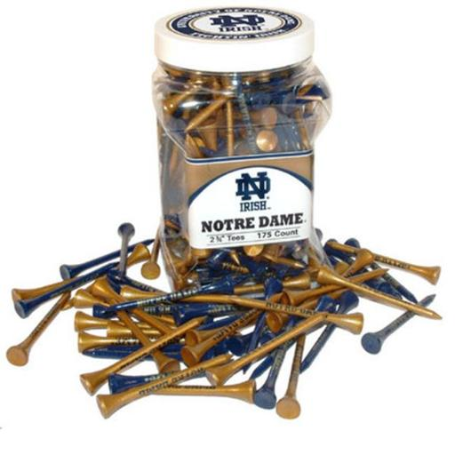 Team Golf 22751 Notre Dame Fighting Irish 175 Tee Jar