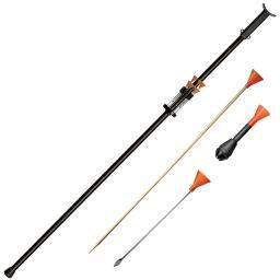 COLDSTEEL  COLD STEEL 4 FOOT .625 BLOWGUN BIG HORN HUNTING WEAPON