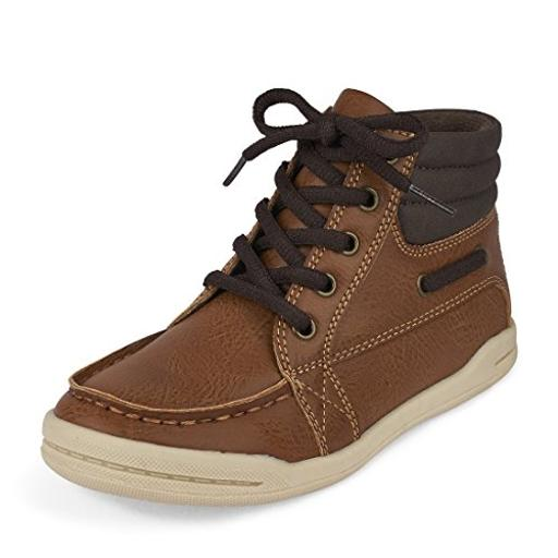 The Children's Place Kids' Sneaker,TAN-BB Turbo,6 M US Little Kid Have your little one in style with shoes from The Childrens Place. Enjoy cute shoes at a value price.