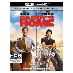 Daddys home (blu ray/4kuhd/ultraviolet hd/digital hd) BR59195239