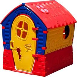 Dream House - Red, Blue & Yellow