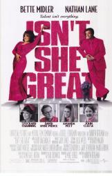 Isn't She Great Movie Poster Print (27 x 40) MOVIH1414