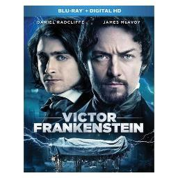 Victor frankenstein (blu-ray/digital hd) BR2296900