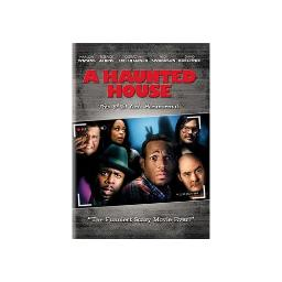 HAUNTED HOUSE (DVD) 25192178290