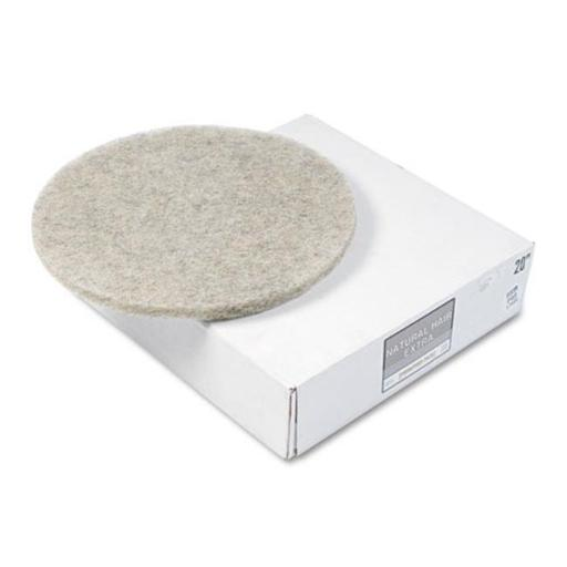 Natural Hair Extra High-Speed Floor Pads - Natural PKDDFEAN0HROCOIK