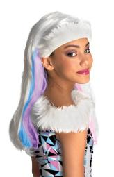 Monster High Abbey Bominable Child'S Wig RU52684