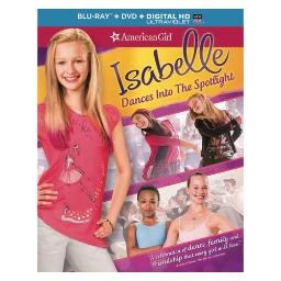 American girl-isabelle dances into the spotlight (blu ray/dvd/dig hd w/uv) BR63130264