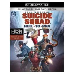 Dcu-suicide squad-hell to pay (blu-ray/4k-uhd/digital hd) BR705893