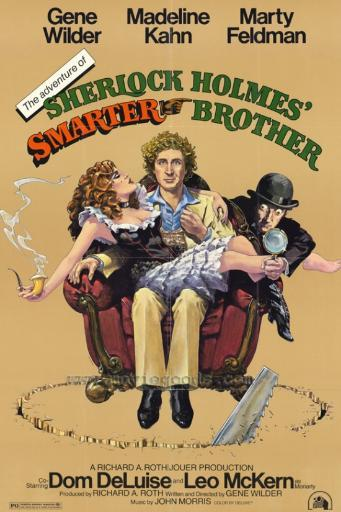 The Adventures of Sherlock Holmes' Smarter Brother Movie Poster Print (27 x 40) HJUXPS8213VQYDKK