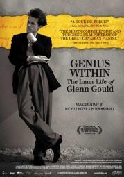 Genius Within The Inner Life of Glenn Gould Movie Poster (11 x 17) MOVIB85583