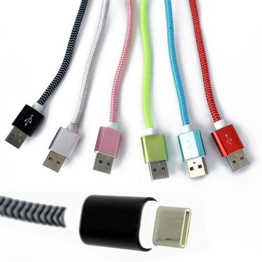 2Moda New Android Usb Cell Phone Cord Charger(Pack Of 48)