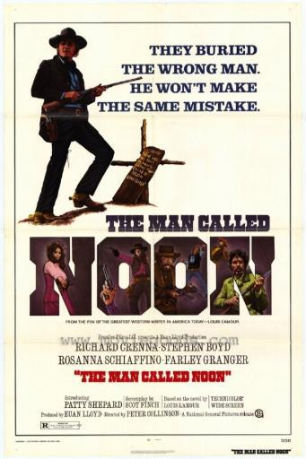 Man Called Noon Movie Poster Print (27 x 40) 1158893