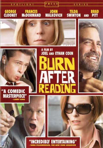 Burn after reading (dvd) (eng sdh/span/fren/dol dig 5.1) I895MBTZZBVHBHDU