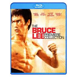 Bruce lee premiere collection (blu ray) (ws/eng/4discs) BRSF15364