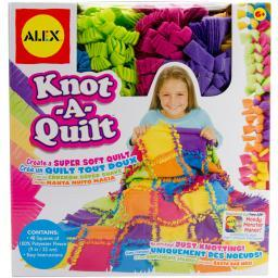 Knot-A-Quilt Kit- 383W
