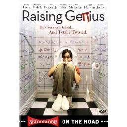 Raising Genius (2004) DVD Movie Justin Long