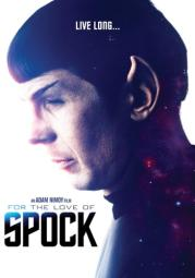 For the love of spock (dvd) D9319D