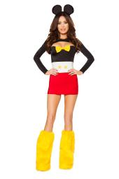 3pc Playful Mouse Costume 10090-AS-L