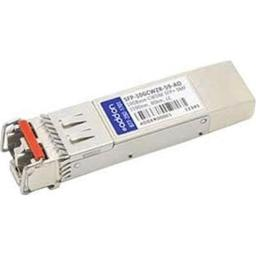 Add-On-Computer Peripherals SFP-10GCWZR-59-AO 1590 nm MRV Compatible Small Form-Factor Pluggable Plus XCVR Transceiver