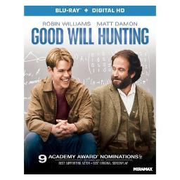 GOOD WILL HUNTING (BLU RAY W/DIGITAL HD) (WS/ENG/5.1 DOL DIG) 31398134619