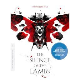 Silence of the lambs (blu ray) (ws/1.85:1/16x9/2.0 surr) BRCC2853