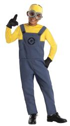 Despicable Me 2 Deluxe Dave Minion Costume Medium RU886973MD