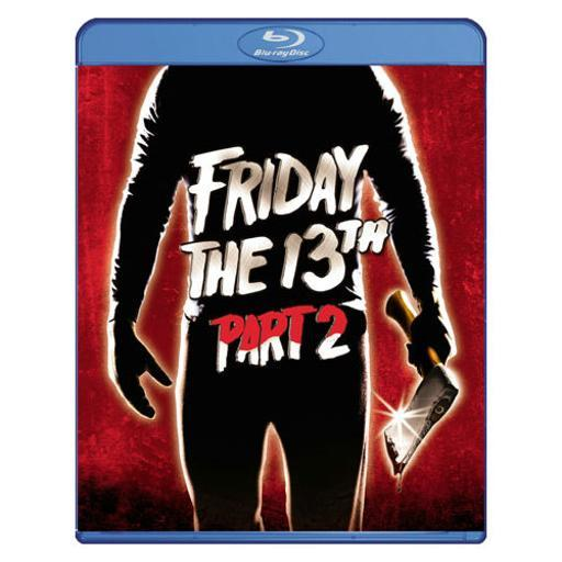 Friday the 13th part 2 (blu ray) (ws) EYBSVWISHIQBZJQB