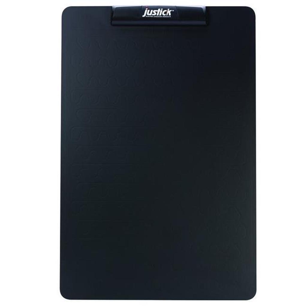 Frameless Mini Bulletin Board with Electro Surface Technology, Black