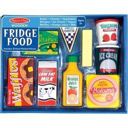 Melissa & doug 4076 fridge food play house play