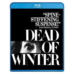 Dead of winter (blu ray) (ws/1.85:1) BRSF17250