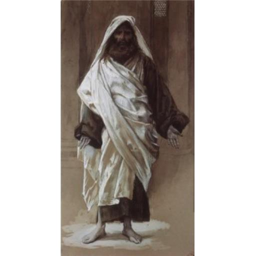 Posterazzi SAL9999986 James the Greater James Tissot 1836-1902 French Poster Print - 18 x 24 in.