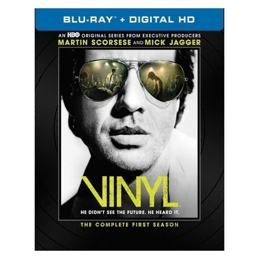 Vinyl-complete 1st season (blu-ray/digital hd/4 disc) F9XHSIHQJMHP5AIV