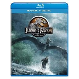Jurassic park 3 (blu ray w/digital) (new packaging) BR61194852