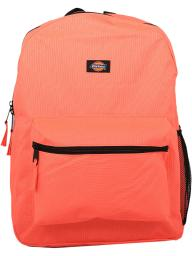Dickies Student Polyester Backpack - Neon Coral