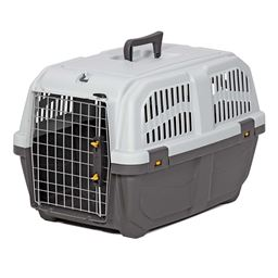 "Midwest Skudo Pet Travel Carrier - 23.625"" - Gray"