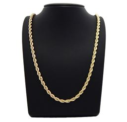 """14K Gold Filled Rope Chain 24"""""""