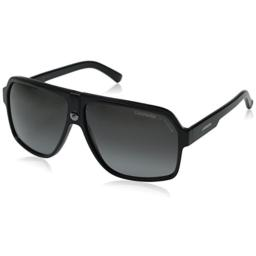 Carrera 33/S Aviator Sunglasses BLACK