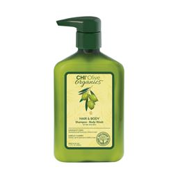 CHI Olive Organics Hair & Body Shampoo Body Wash 11.5oz 633911789049