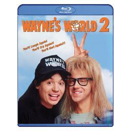 Waynes world 2 (blu ray) (ws) BR59185554