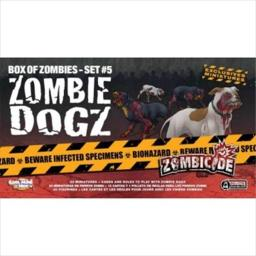 Cool Mini Or Not GUG0019 Zombicide - Zombie Dogs