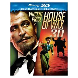 House of wax (blu-ray/2005/hd/3d/blu-ray) (3-d) BR413340