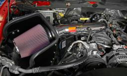 K&N 2013 Dodge Ram 1500 V8-4.7L High Flow Performance Air Intake Kit 77-1571KP