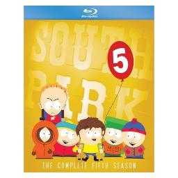 South park-complete fifth season (blu ray) (2discs) BR59193173