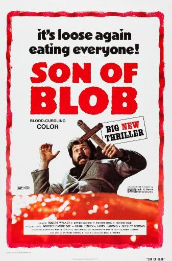 Beware! The Blob Us Poster Art 1972 Movie Poster Masterprint BFDCDBRUGLSN3ZIJ
