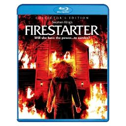 Firestarter (blu ray) (collectors edition) (ws/2.35:1) BRSF17397